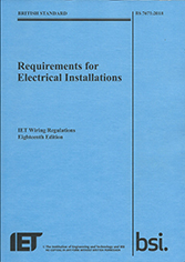 Requirements For Electrical Installation