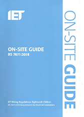 IET Onsite Guide